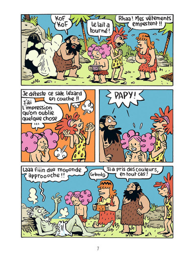 Page 6 Griott et Mungo tome 2
