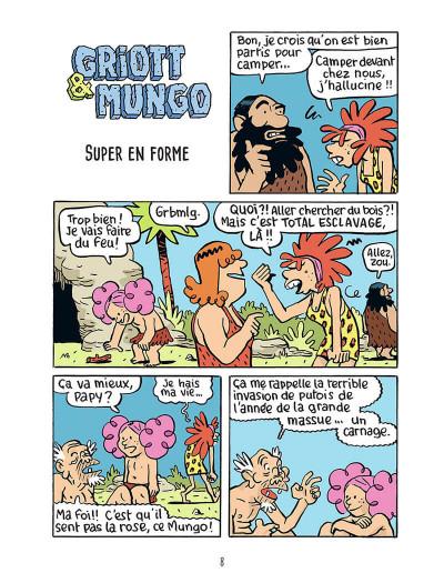 Page 7 Griott et Mungo tome 2