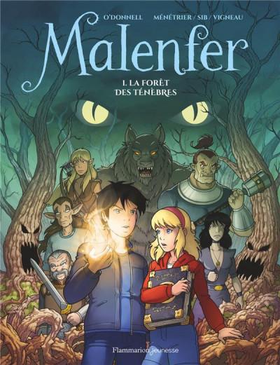 Couverture Malenfer tome 1
