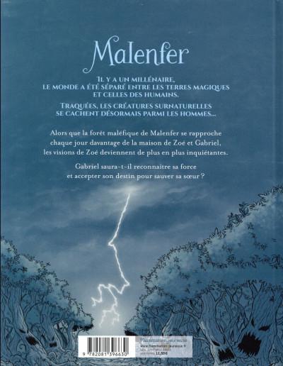 Dos Malenfer tome 1