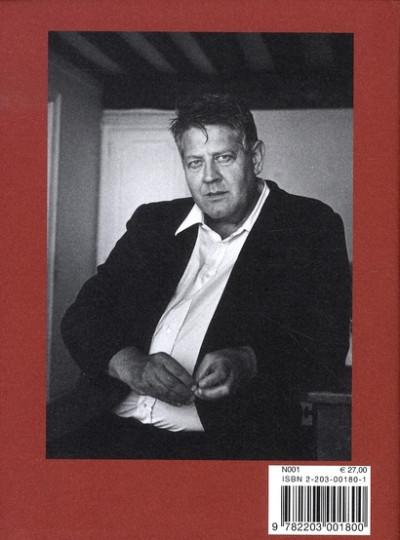 Dos Corto Maltese ; littérature dessinée