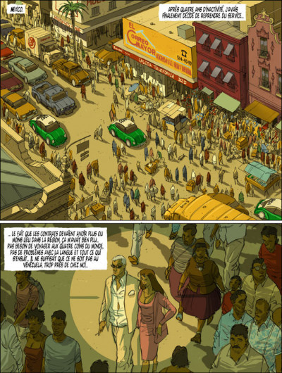 Page 2 Le tueur tome 6 - modus vivendi
