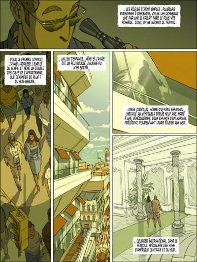 Page 3 Le tueur tome 6 - modus vivendi