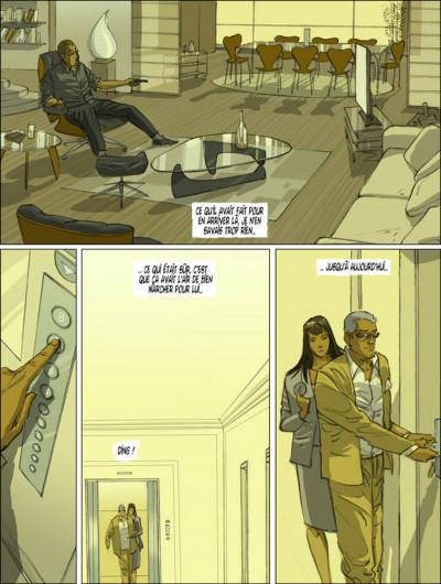 Page 4 Le tueur tome 6 - modus vivendi