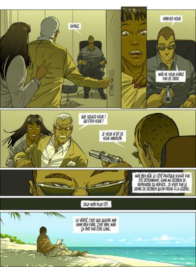 Page 5 Le tueur tome 6 - modus vivendi