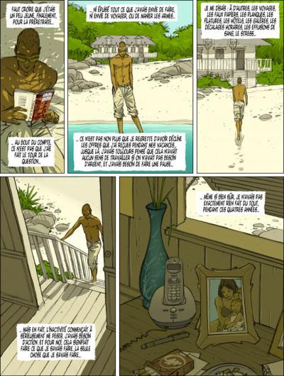 Page 6 Le tueur tome 6 - modus vivendi