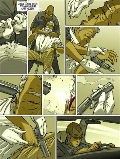 Page 8 Le tueur tome 6 - modus vivendi