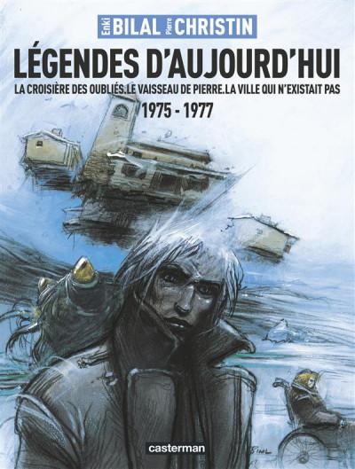 Couverture légendes d'aujourd'hui, 1975-1977 ; l'intégrale