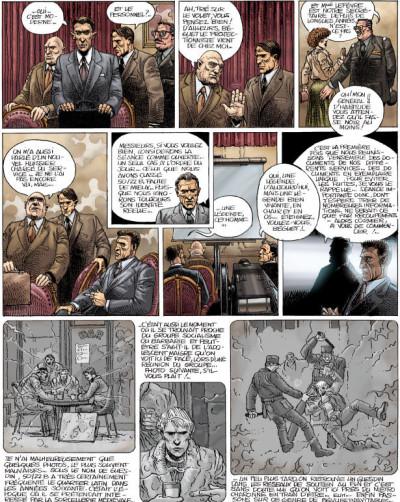 Page 1 légendes d'aujourd'hui, 1975-1977 ; l'intégrale