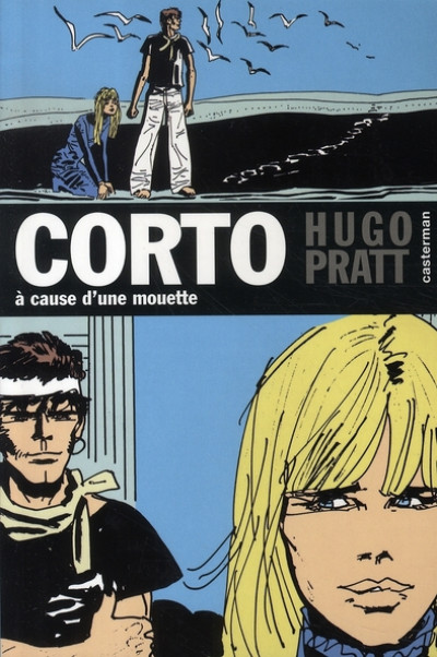image de Corto maltese poche tome 8 - à cause d'une mouette