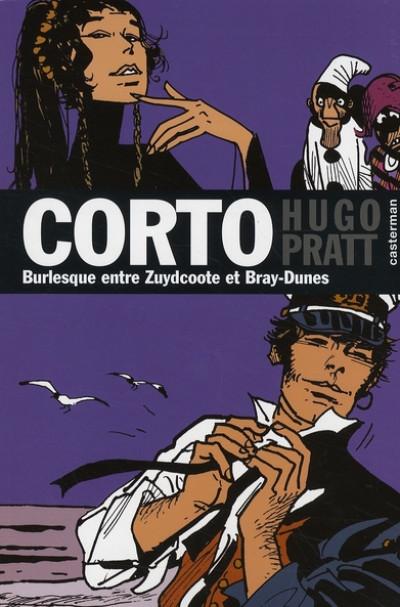 image de Corto maltese poche tome19 - burlesque entre zudycoote et bray-dunes