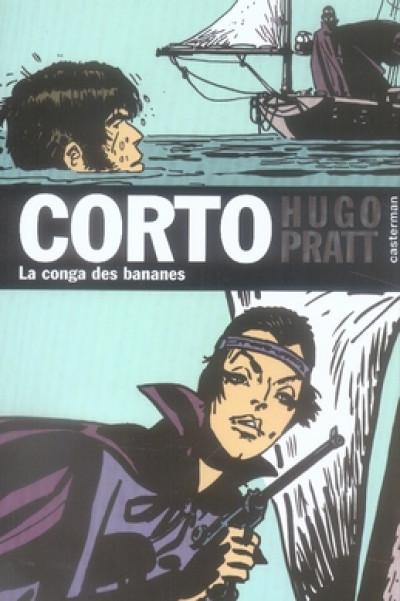 image de Corto maltese poche tome 10 - la conga des bananes
