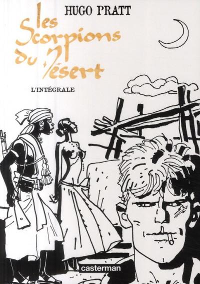 image de Les scorpions du désert - intégrale tome 1 à tome 3