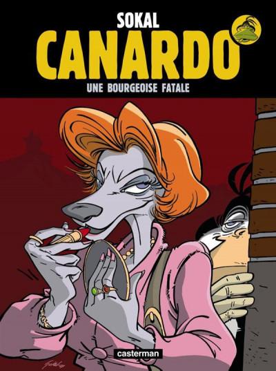 image de Canardo tome 17 - une bourgeoise fatale