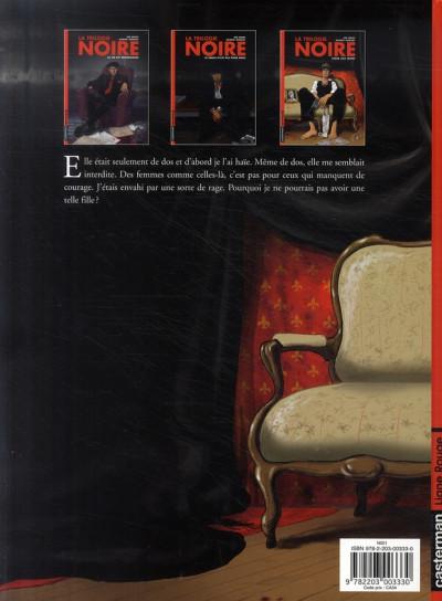 Dos la trilogie noire tome 3 - sueurs aux tripes