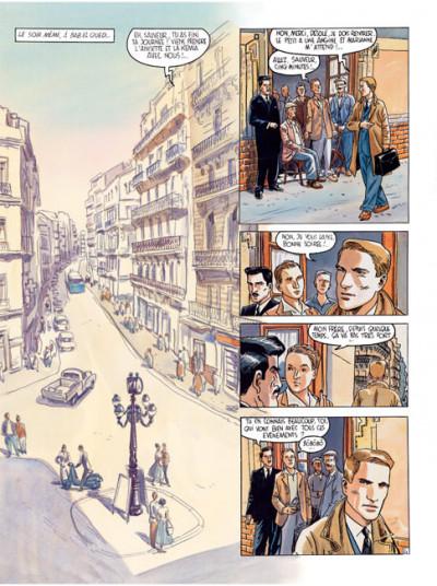 Page 1 Carnets d'orient tome 9 - dernière demeure