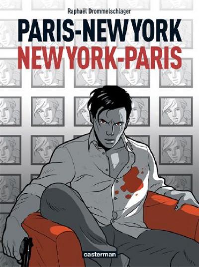image de Paris-new york / new york-paris