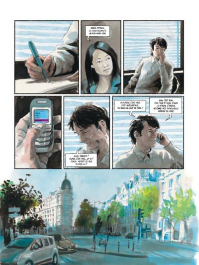 Page 1 L'oeil était dans la tombe