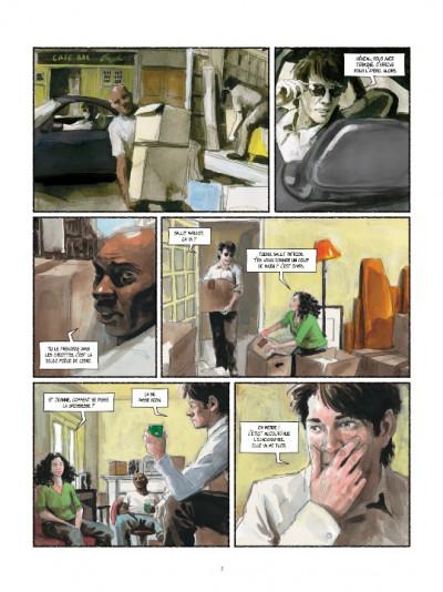 Page 2 L'oeil était dans la tombe