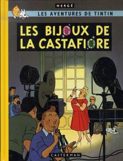 image de Tintin tome 21 - les bijoux de la castafiore (fac-similé couleurs 1963)