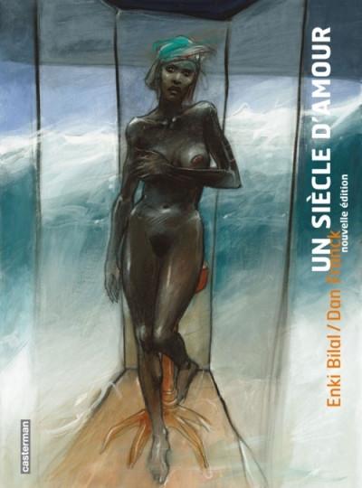 Couverture Un siècle d'amour (édition 2009)