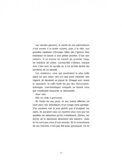 Page 4 Un siècle d'amour (édition 2009)