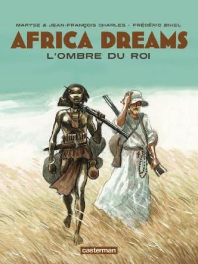 Couverture Africa dreams tome 1 - l'ombre du roi