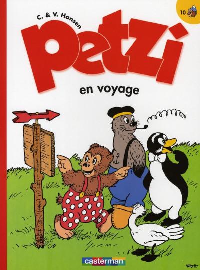 image de Petzi tome 10 - petzi en voyage