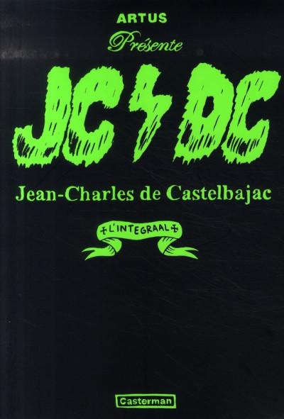 Couverture jcdc ; l'intégraal