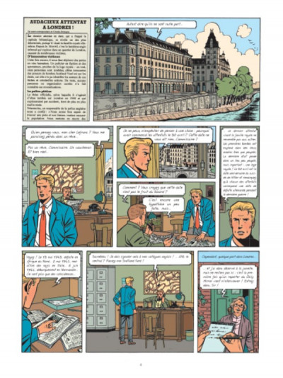 Page 3 Lefranc tome 19