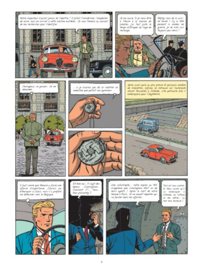 Page 7 Lefranc tome 19