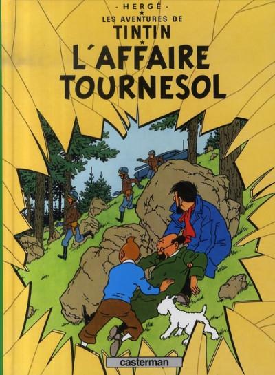 image de Tintin tome 18 - l'affaire tournesol (petit format)