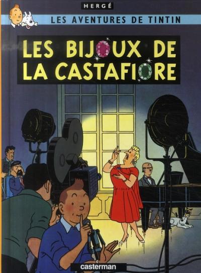 image de Tintin tome 21 - les bijoux de la castafiore (petit format)