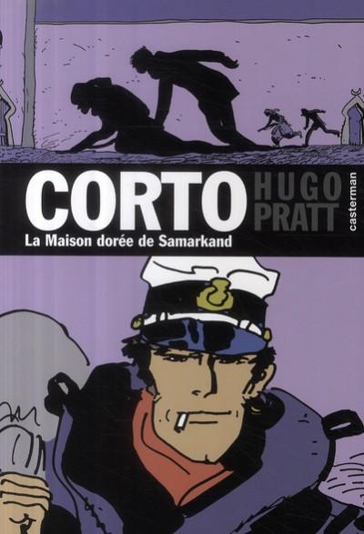 image de Corto maltese poche tome 26 - la maison dorée de samarkand