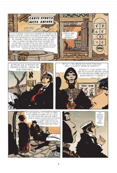 Page 1 Corto maltese poche tome 24 - en Sibérie