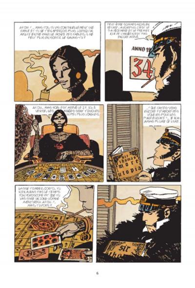 Page 2 Corto maltese poche tome 24 - en Sibérie