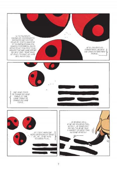 Page 3 Corto maltese poche tome 24 - en Sibérie