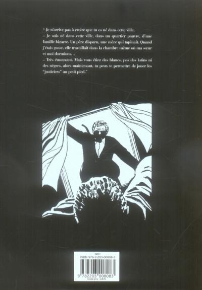Dos Alack sinner - intégrale tome 1 - l'âge de l'innocence