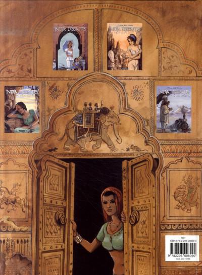Dos India dreams tome 1 - les chemins de brûme (édition 2007)