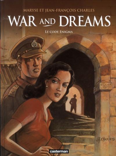 image de War and dreams tome 2 - le code enigma