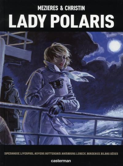 Couverture Lady polaris