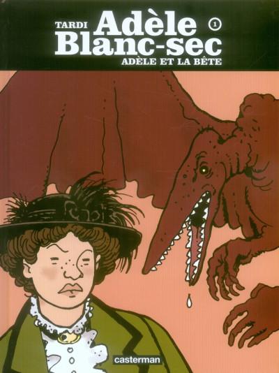 image de Adèle blanc-sec tome 1 - adèle et la bête