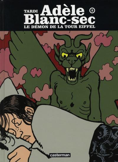 image de Adèle blanc-sec tome 2 - le démon de la tour eiffel