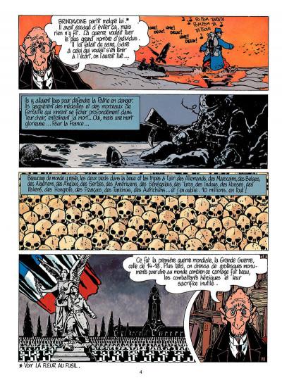 Page 5 Adèle blanc-sec tome 5 - le secret de la salamandre