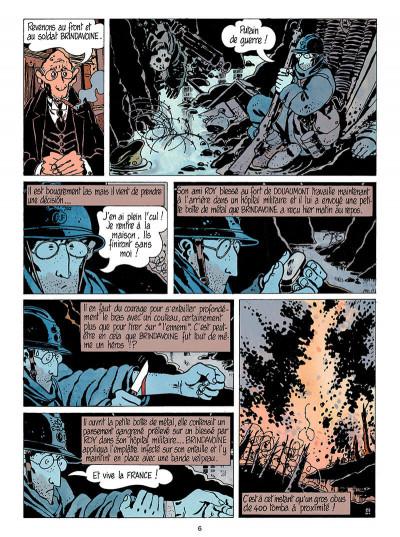 Page 7 Adèle blanc-sec tome 5 - le secret de la salamandre
