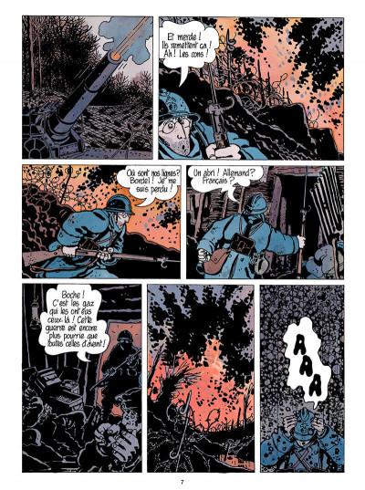 Page 8 Adèle blanc-sec tome 5 - le secret de la salamandre