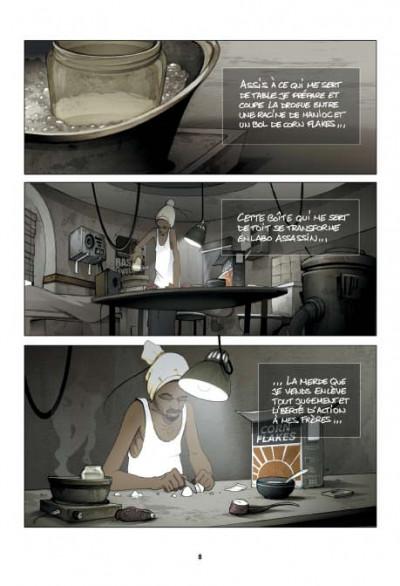 Page 3 Manioka tome 1