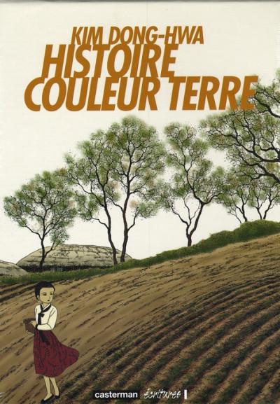 Couverture Histoire couleur terre - coffret tome 1 à tome 3