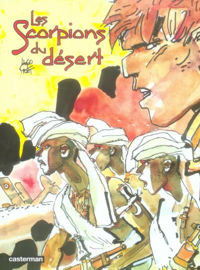 image de Les scorpions du désert tome 2 (ed n&b)