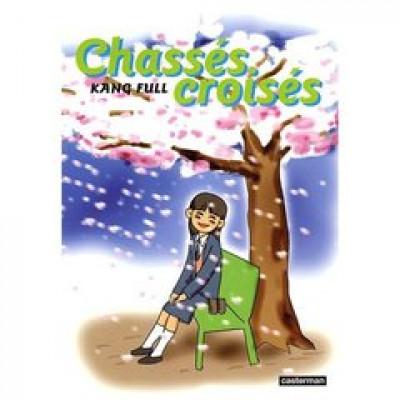 Couverture Chassés-croisés tome 2